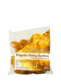 Propolis Honig Bon Bon 80g